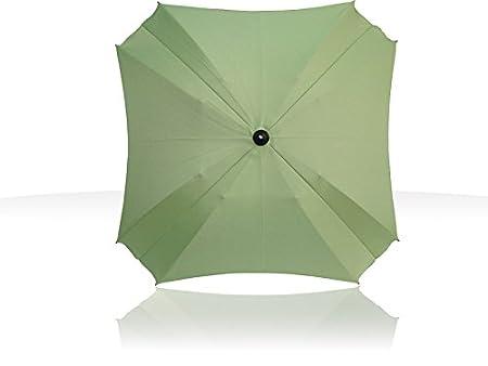 Sun umbrella for prams, with flexible arm, sun shade with UV protection, diameter 68 cm. Skyline