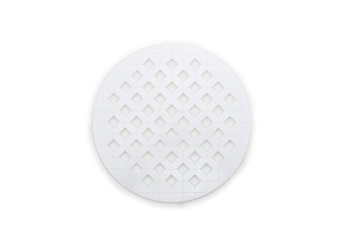 (Fox Run 4779 Lattice Pie Top Cutter, Plastic, White)