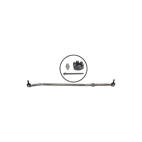 MACs Auto Parts 48-45678 Ford Pickup Truck Drag Link Or Center Link - Pitman Arm To Steering Arm - F100 From Serial #M00,001