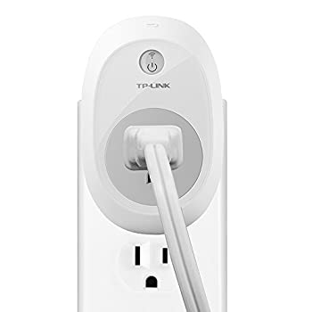 Kasa Smart Wi-fi Plug By Tp-link - Control Your Devices From Anywhere, No Hub Required, Works With Alexa & Google Assistant (Hs100) 9
