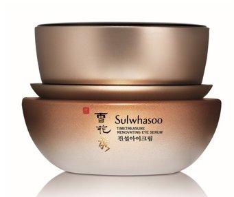 Sulwhasoo Timetreasure Perfecting Eye Cream (All Skin / Anti-wrinkle / 25ml) by Sulwhasoo