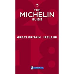 MICHELIN Guide Great Britain & Ireland 2018: Restaurants & Hotels (Michelin Guide/Michelin)