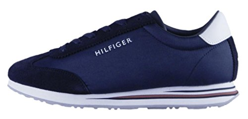 Tommy Hilfiger Men039;s Shoes, Colour Blue, Brand, Model Men039;s Shoes FM0FM01312 Blue Blue