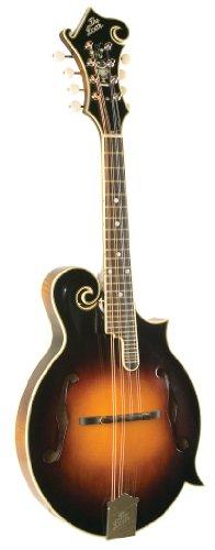 The Loar LM-600E-VS Professional Series F-Style Mandolin with Pickup, Sunburst