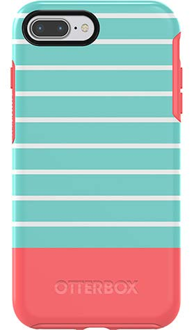 OtterBox Symmetry Series Case for iPhone 8 Plus & iPhone 7 Plus - Non-Retail Packaging - Aqua Mint DIP by OtterBox (Image #2)