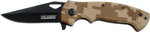 TAC Force Tf-765Dm Assisted Opening Folding Knife, 4.5-Inch Closed