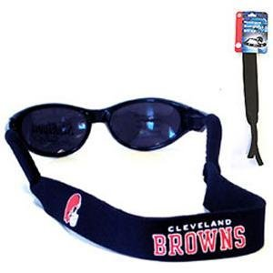 - Cleveland Browns Croakies Strap for Sunglasses