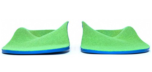 Beautulip Kids Orthotic Insoles - Children Flat Feet and Arch Support Inserts (22cm Big Kids 2-4) by Beautulip (Image #4)
