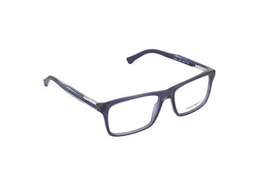 Emporio Armani EA 3002 Men's Eyeglasses Blue 55