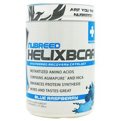 Nubreed Nutrition Helix BCAA Blue Raspberry 30 Servings (339g)