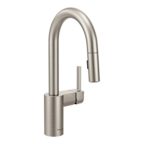 Moen 5965SRS One Handle featuring Stainless