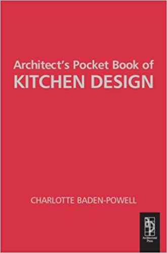 Architectu0027s Pocket Book Of Kitchen Design (Routledge Pocket Books) 1st  Edition