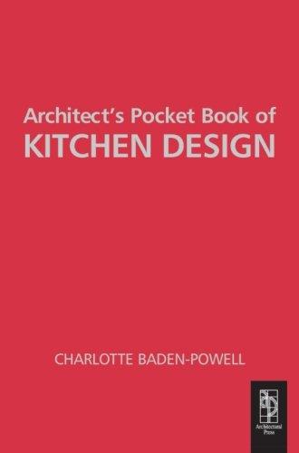 Architect Pocket - Architect's Pocket Book of Kitchen Design (Routledge Pocket Books)