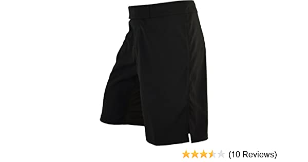 Black-4 UN92 Women Flex Fighter MMA Fight Shorts