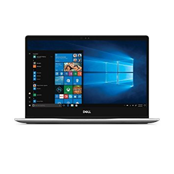 Dell Inspiron 13 7000 Laptop: Core i5-8250U, 256GB SSD, 8GB RAM, 13.3-inch Full HD Touch Display, Windows 10
