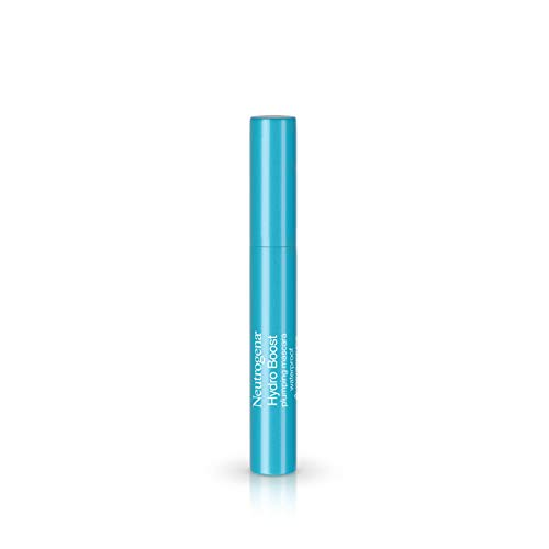 (Neutrogena Hydro Boost Plumping Waterproof Mascara Enriched with Hyaluronic Acid, Vitamin E, and Keratin, Black/Brown 08, .21 oz)
