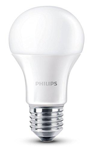 Philips Estándar 8718696510148 Bombilla LED de luz fría, 13,5 W/100 W, Casquillo E27, 13.5 W, Blanco, Paquete Individual: Amazon.es: Iluminación