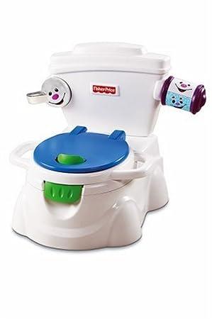 Fisher-Price Baby Gear P4328 Meine erste Toilette