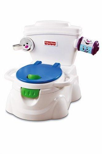 mattel fisher price baby gear meine erste toilette