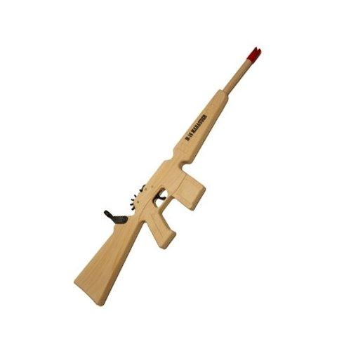M-16 Marauder Rubberband Rifle