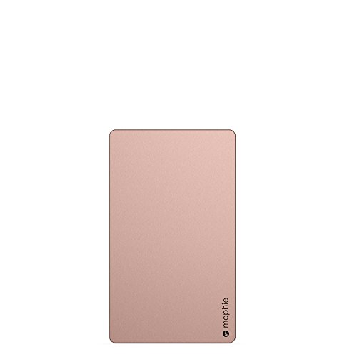 mophie powerstation XXL External Battery for Universal Smartphones and Tablets (20,000mAh) - Rose Gold