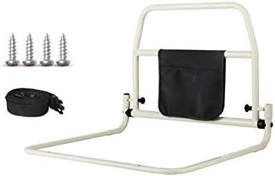 アシストハンドル 強い支持力, 滑り止めカバーが付属収納ポケット付きハンドベッドレール, 安全ハンドガードホームベッドアシストハンドル高齢者、妊婦、障害者への贈り物 (Size : A)