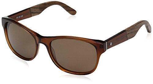Brushwood ORI300 Polarized Wayfarer Original Sunglasses ()