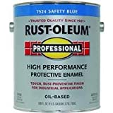 RUST-OLEUM 7555402 Safety Stop Rust Gloss Protective Enamel