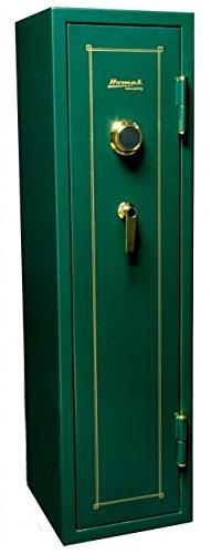 Homak HS40221120 12-Gun 8.70-Cubic Feet Mechanical Combination Lock Safe, Hunter Green