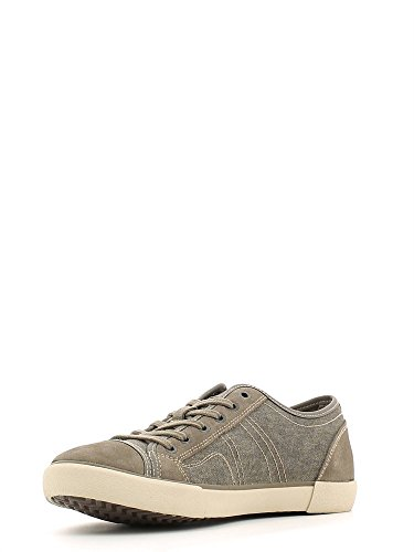 Geox U62X2D01022 Sneakers Hombre Fibras Textiles Dove Grey