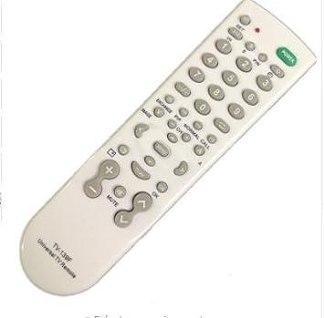 Mando distancia universal para TV television PHILIPS SONY ...