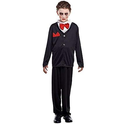 Disfraz Psicópata Trajeado Niño (7-9 años) Halloween (+ ...