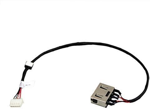 Lenovo DC Jack Cable Thinkpad P50 P50-20EN P?N:DC30100PE00 SC10K06990 Connector