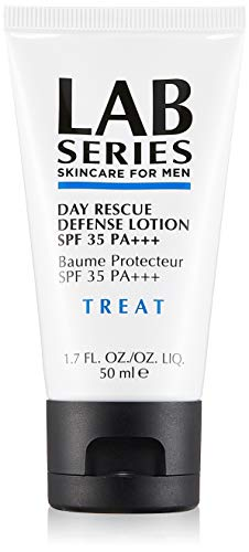 Lab Series for Men Day Rescue Defense Lotion Broad Spectrum SPF 35, 50ml/1.7oz