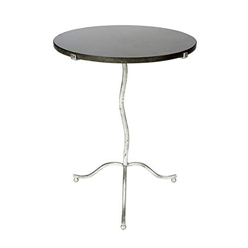 Kalmar Occasional Silver Occasional Table