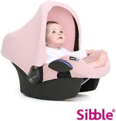 Sibble Maxi Cosi Citi et Pebble Pare-soleil pour Cabriofix Rose poudr/é