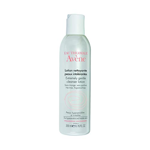 Eau Thermale Avene Extremely Gentle Cleanser Lotion, 6.76 Fl Oz (Cleansing Lotion)