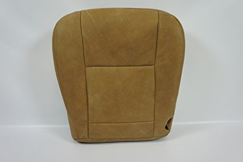 2003 2004 Ford F250 King Ranch DRIVER Side Bottom Replacement Leather Seat ()