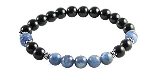 Tourmaline Bracelet Kyanite Sterling Silver
