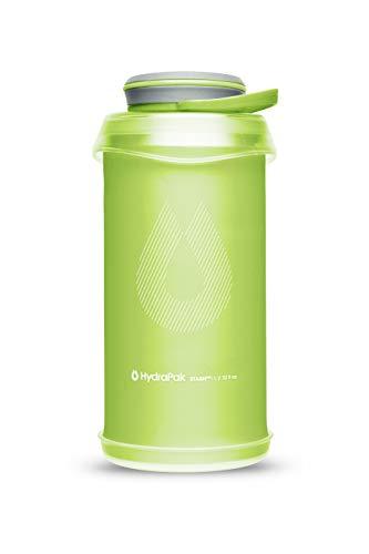 Hydrapak Stash 1L Flexible Water Bottle, Sequoia