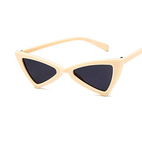 Eyewear UV400 Cat Women Triangle Glasses Travel Lens Eye Sunglasses Sunglasses 1vWSXIW