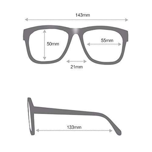Korean Soleil de Oceanic lunettes Lunettes Sport Femme B ovales soleil Couleur Des Face Cut B de Personality Face SxU0qzyC