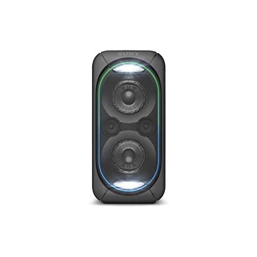 chollos oferta descuentos barato Sony GTK XB60 Sistema de Audio Altavoz para Fiesta de Alta Potencia Color Negro