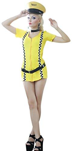 Deluxe Taxi Driver Uniform