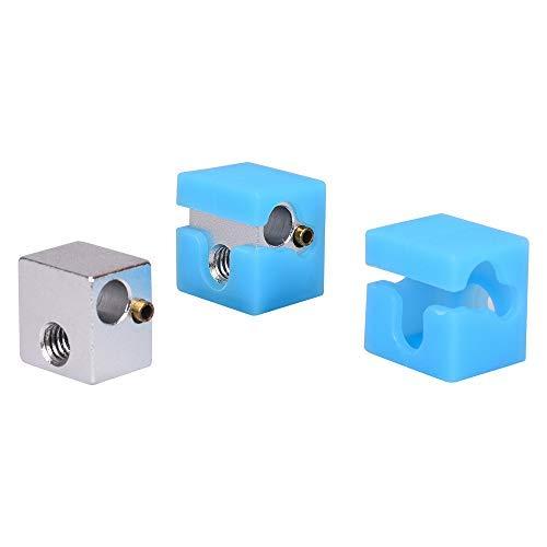 Heater for e3d printer extruder v5 3d aluminum heater block