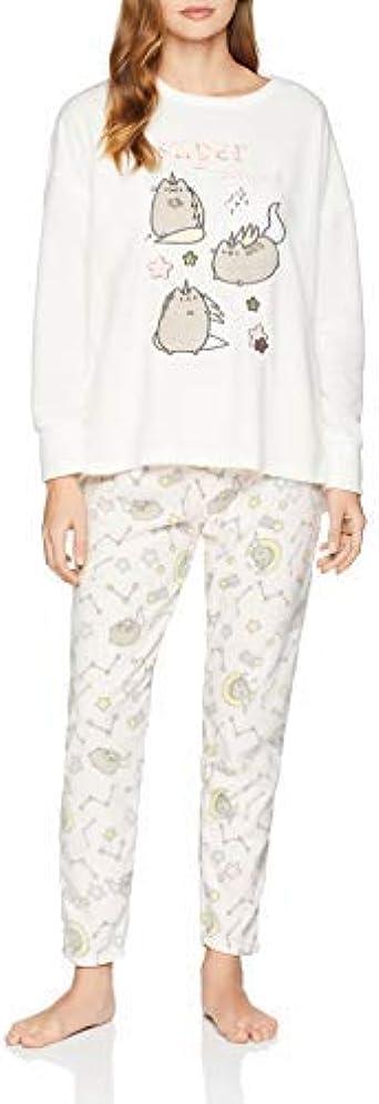 womensecret PS PU Power PJ Conjuntos de Pijama para Mujer ...