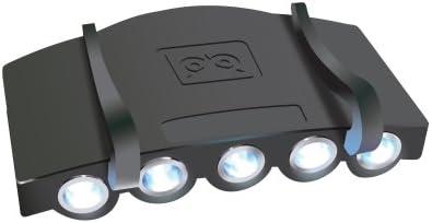 LED Lampe f/ür Baseball M/ütze N-rit Cap Light 10 Lumen