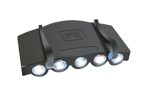 MasterVision 1001 5 LED Cap Light