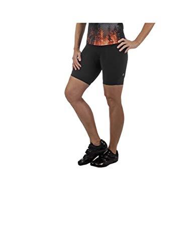 (SHEBEEST Women's Pretty Sweet Padded Cycling/Biking Short, Black, Small)