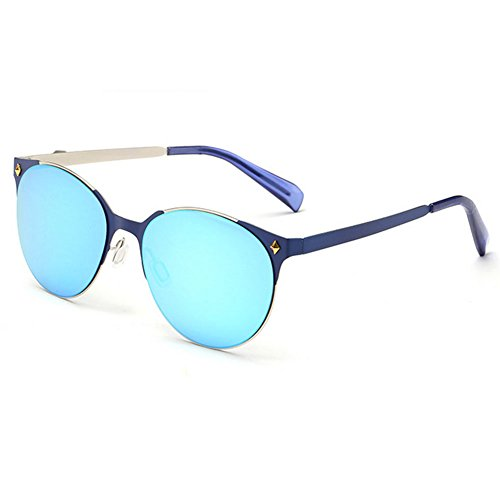 My.Monkey Color lenses Sunglasses Outdoor Fashion Polarized Wayfarer Sunglass - Polarized Non Polarized Between And Difference Sunglasses